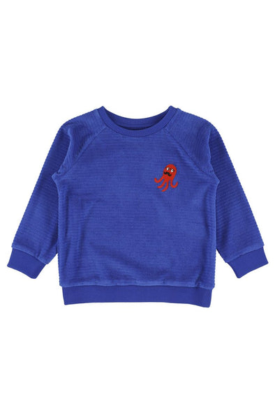 Lily-Balou Dazzling Blue Jesse Embroidered Sweater