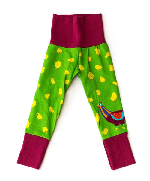 Merle Kids Mama Hen and her Chicks Leggings