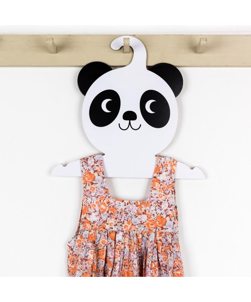 Rex of London Miko the Panda Coat Hanger