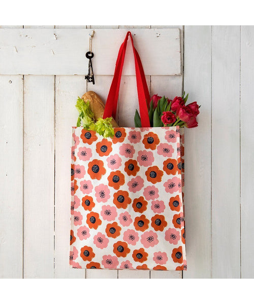 Rex of London Poppy Shopping Bag