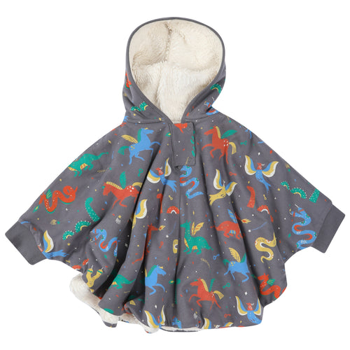 Piccalilly Mythical Creatures Poncho