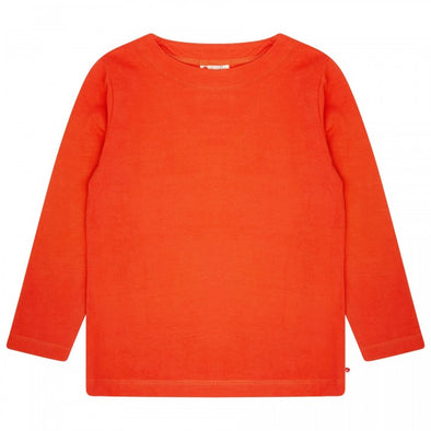 Piccalilly Nasturtium Building Block Long Sleeved Top