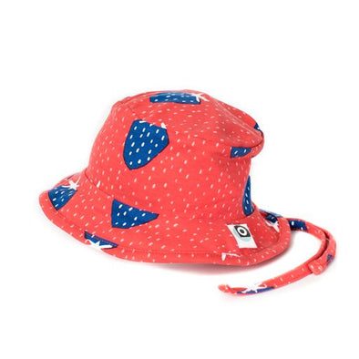 Onnolulu Strawberry Jersey Baby Sunhat