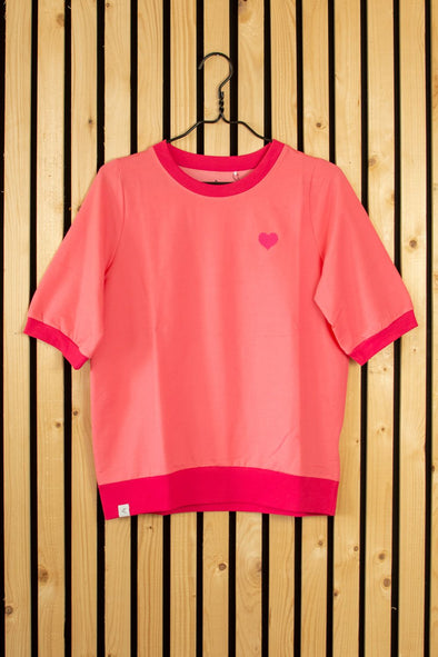 Alba All I Adore Adult T-shirt Sunkissed Coral
