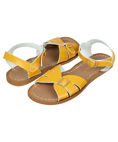 Salt-Water Sandals Classic Mustard - adult