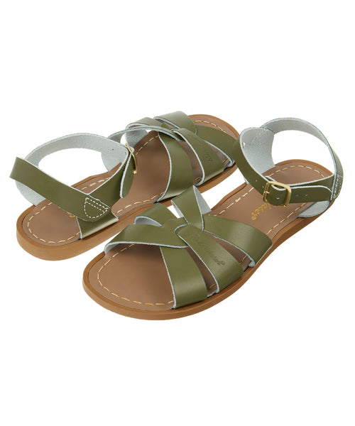 Salt-Water Sandals Original Olive - adult
