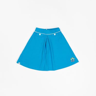 Alba Can't Stop Dancing Skirt - Brilliant Blue