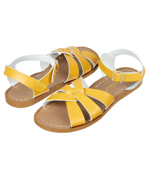 Salt-Water Sandals Original Mustard - adult