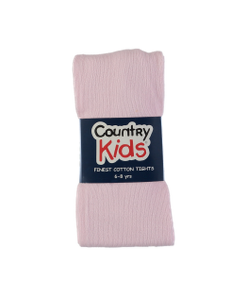 Country Kids Pale Pink Tights