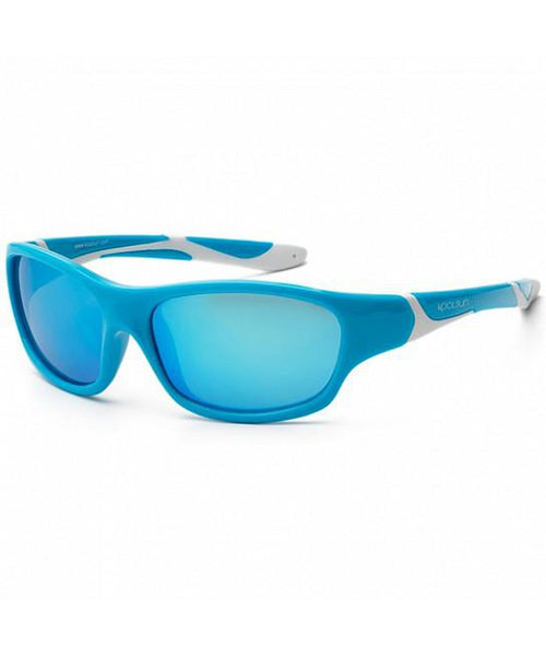 Koolsun Sunglasses - Sport - Aqua White