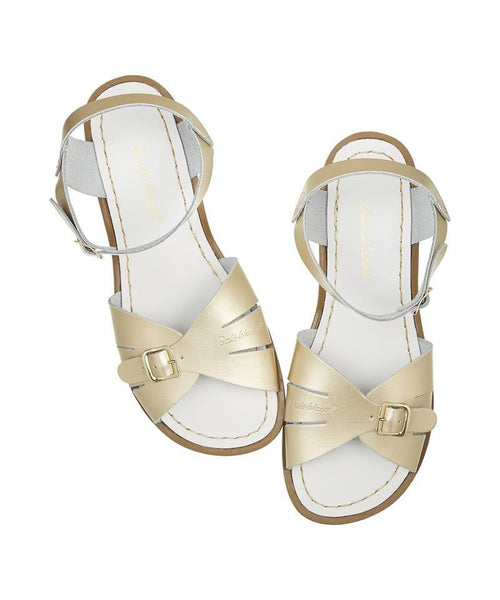 Salt-Water Sandals Classic Gold - adult