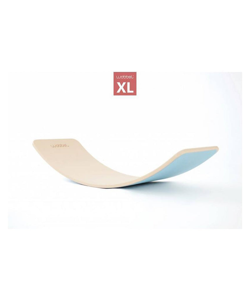Wobbel XL Transparent Lacquer with Felt