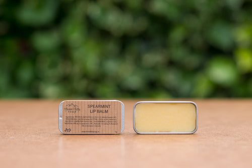 Three Hills Soap Spearmint Lip Balm