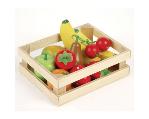 Tidlo Wooden Fruit Salad