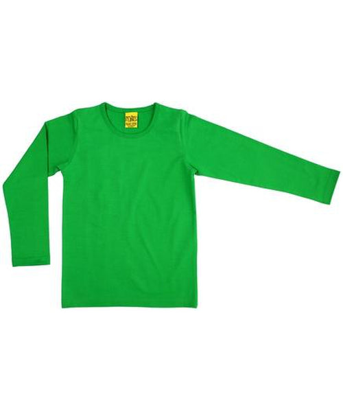DUNS Green More Than a Fling Long Sleeved Top