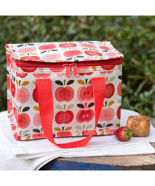 Rex of London Vintage Apple Lunch Bag