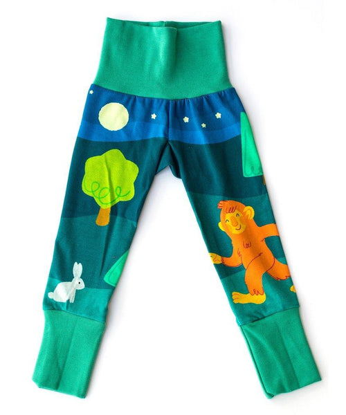 Merle Kids Friendly Sasquatch Leggings