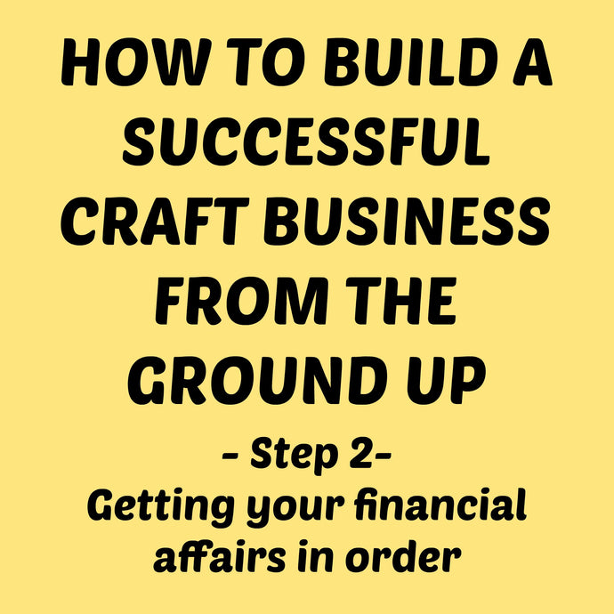 Finance for Crafters