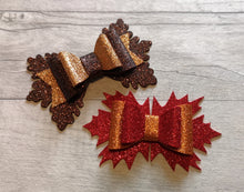 Autumn Hair Bow Kit
