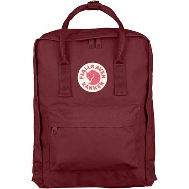 FjallRaven Kanken Backpack - Ox Red