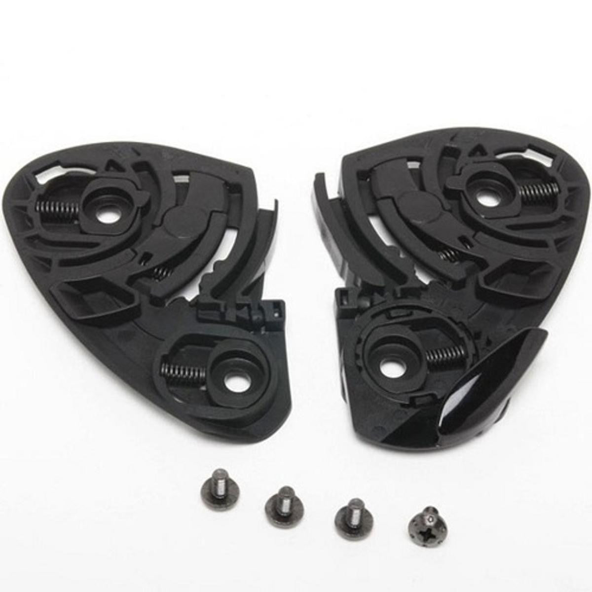 Shoei RF-1200 QR-E Base Plate Full Set