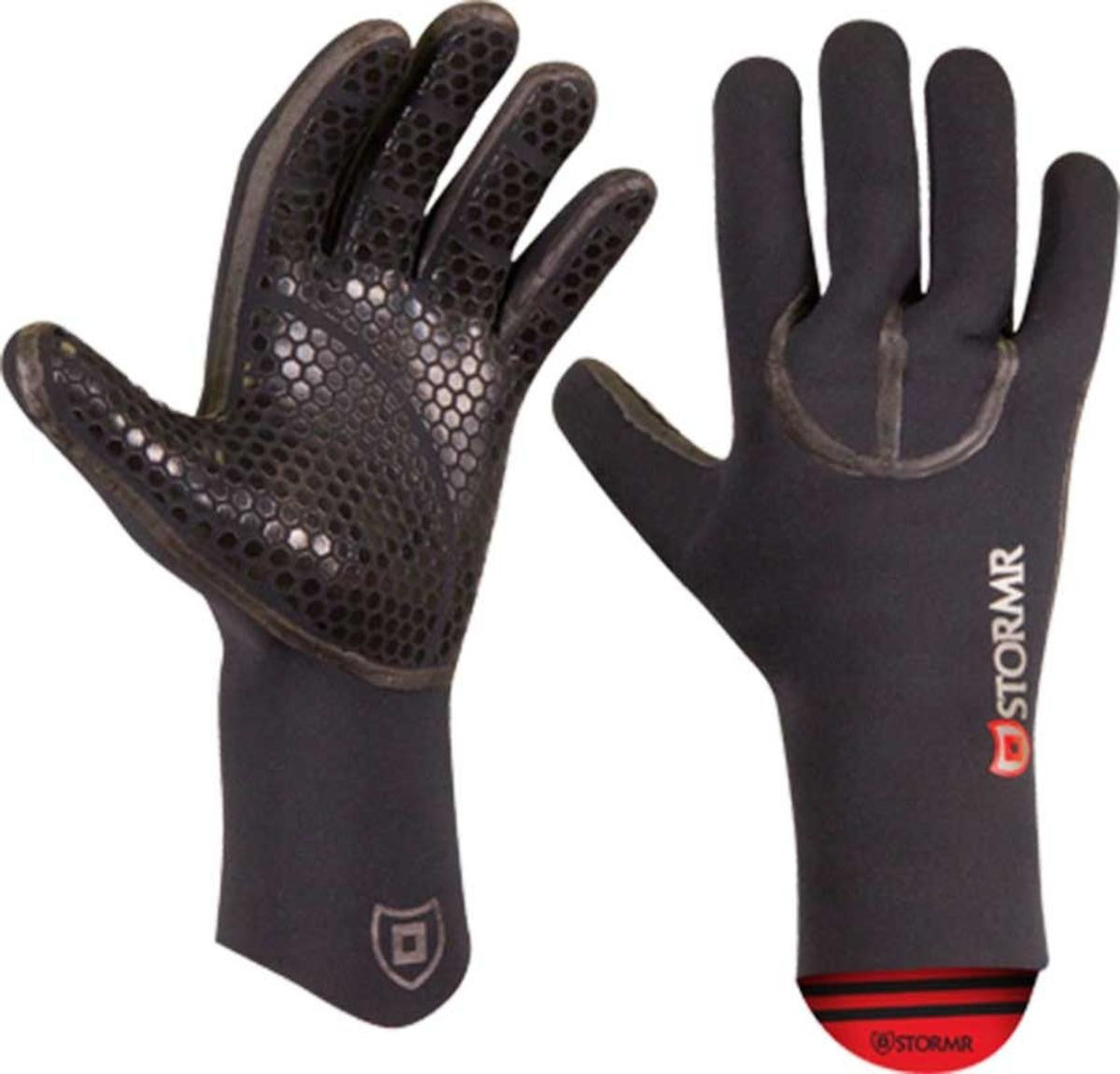 Stormr Typhoon Neoprene Glove - Black