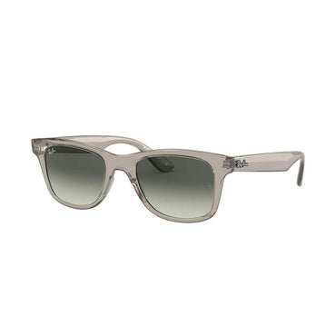Ray-Ban RB4640 Sunglasses with Transparent Grey Frame - Grey Gradient Lens