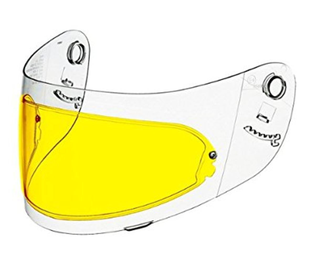 Shoei Pinlock Promo Lens Yellow