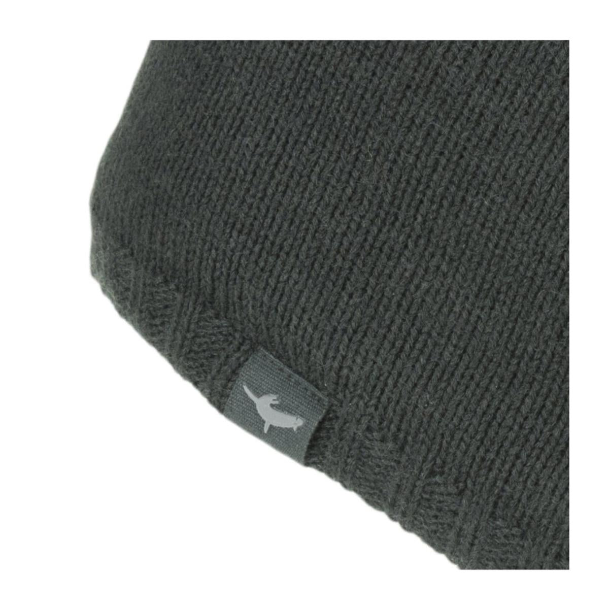 SealSkinz Men's Waterproof Cold Weather Beanie Hat