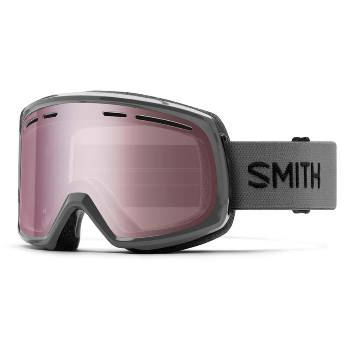 Smith Optics Range Goggles Ignitor Mirror - Charcoal Frame