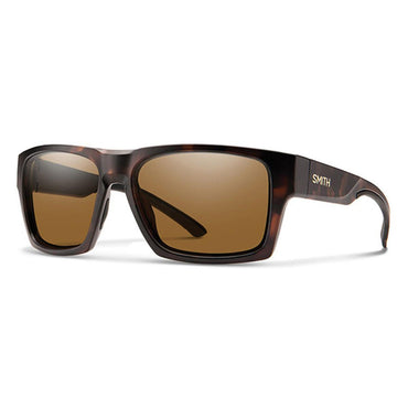 Smith Outlier 2 XL Sunglasses Matte Tortoise Chromapop Polarized Brown