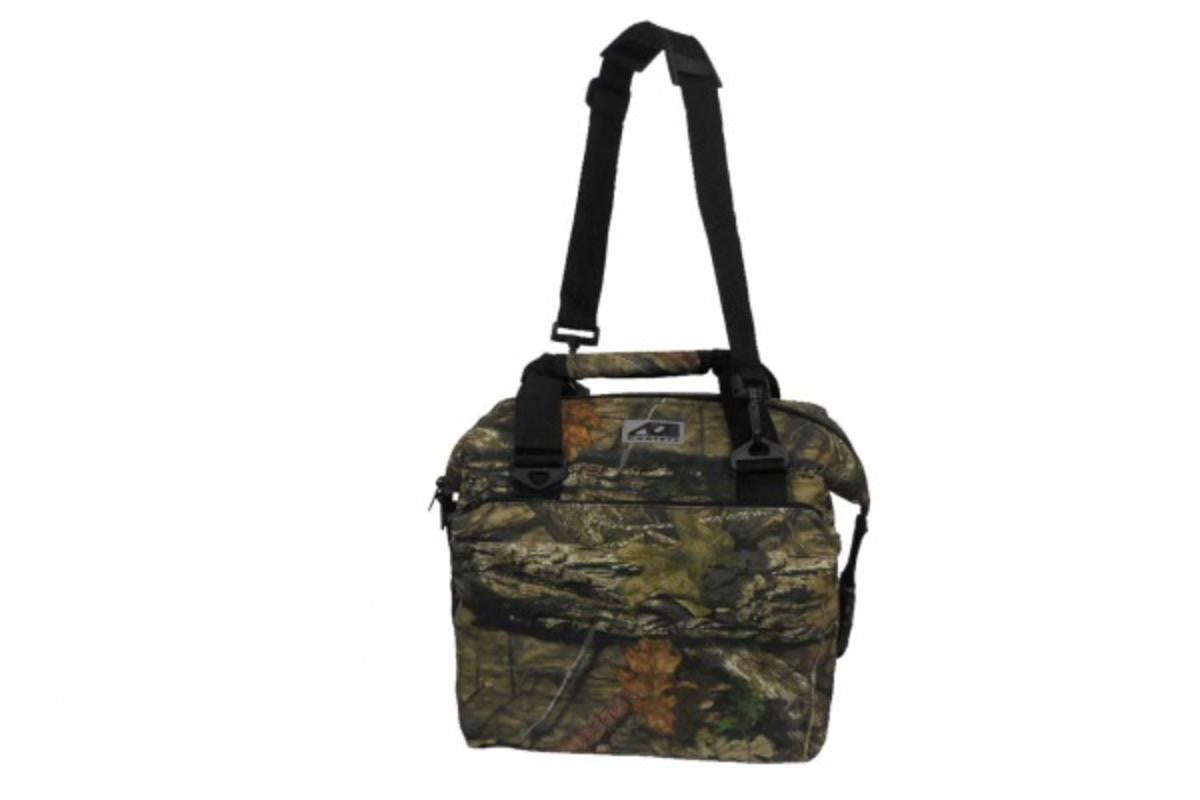 AO Coolers 12 Pack Deluxe Mossy Oak Cooler