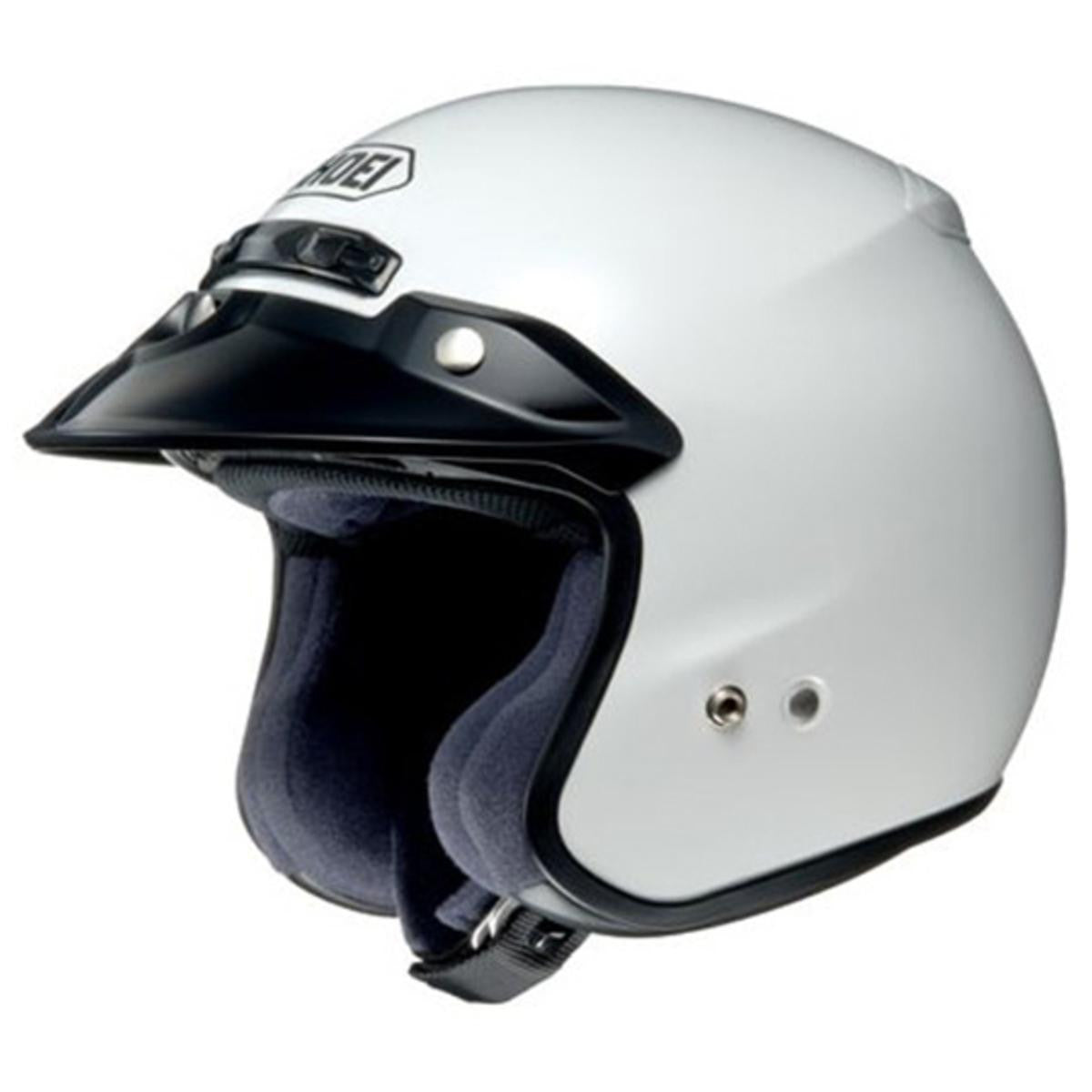 Shoei RJ Platinum-R Helmet - Solids