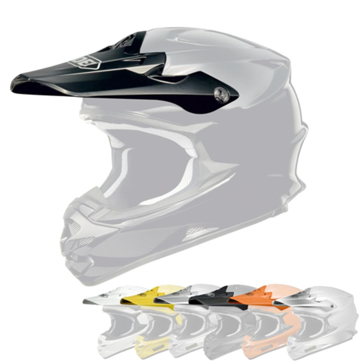 Shoei VFX-W Visor