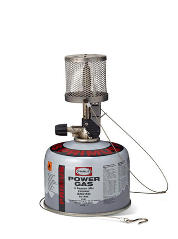 Primus Micron Lantern with Piezo Ignition, Steel Mesh