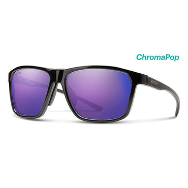Smith Optics Pinpoint Chromapop Violet Mirror - Black