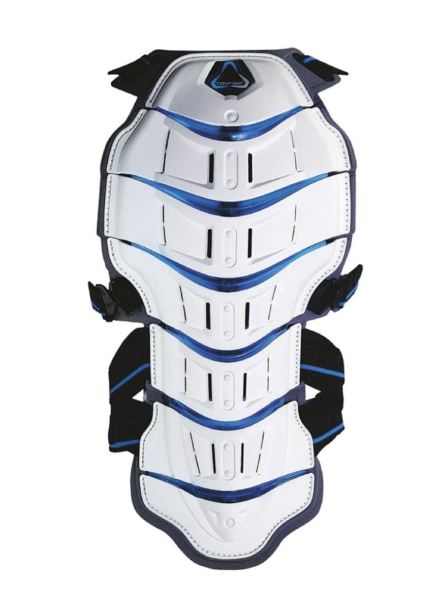 REV'IT Tryonic Back Protector Feel 3.7 - White/Blue