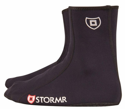 Stormr Neoprene Heavyweight Sock - Black