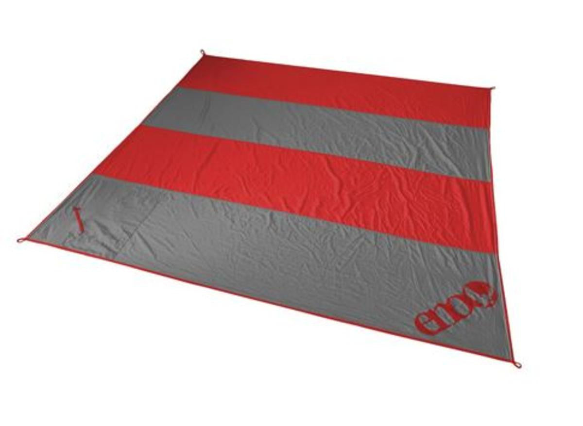Eagles Nest Outfitters Islander Deluxe Blanket - Red/Charcoal