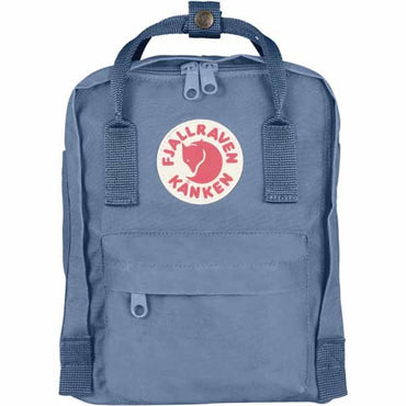 FjallRaven Kanken Mini Kids Backpack - Blue-Ridge