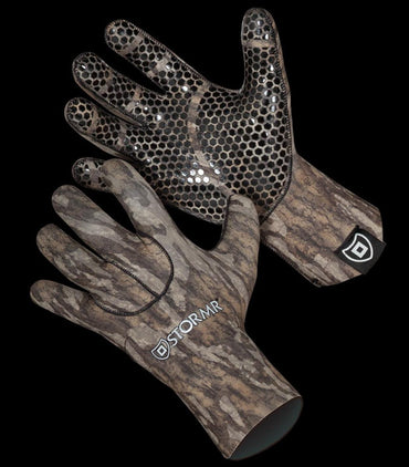 Stormr Stealth Decoy Glove - Mossy Oak Bottomland