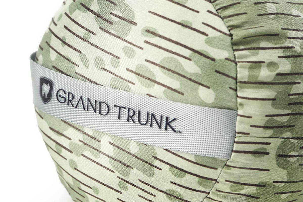 Grand Trunk Parachute Nylon Double Hammock - Camouflage