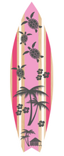 tabla de surf niña decoración