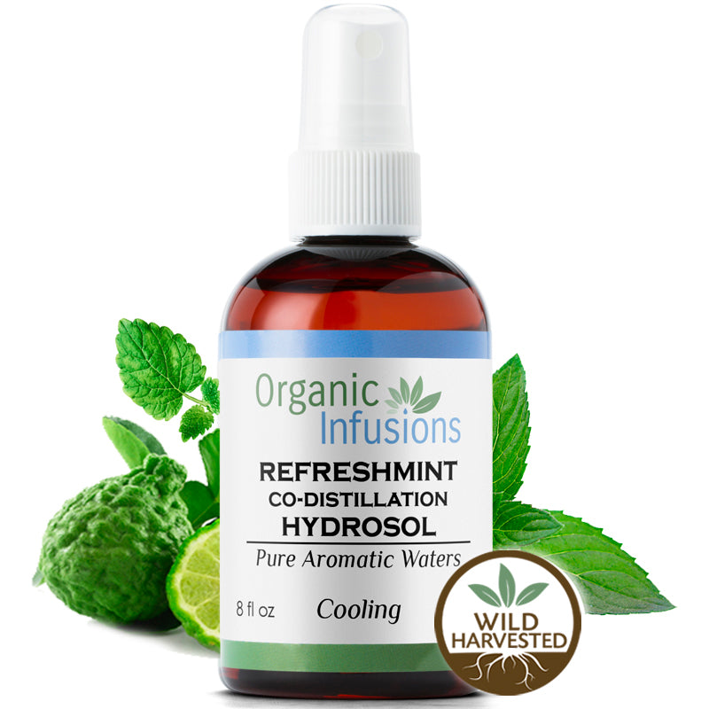RefreshMint Co-Distillation Hydrosol