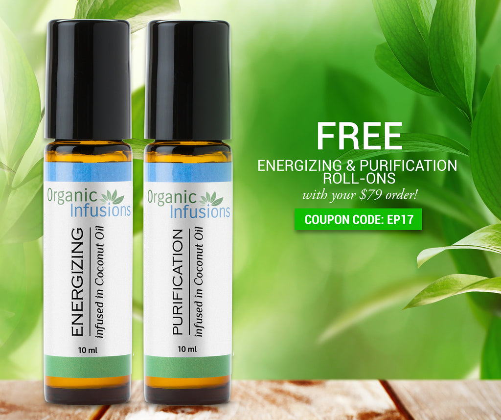 Free Energizing + Purification Roll-Ons