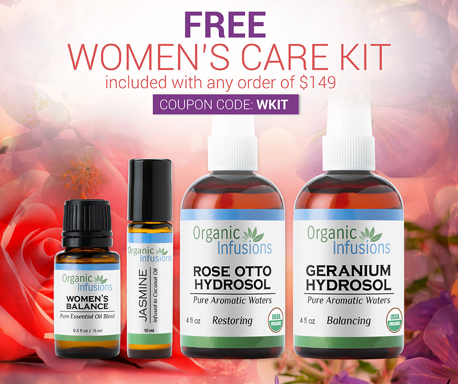FREE Women's Care Kit (4 Gifts)