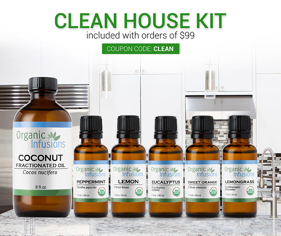 FREE Clean House Kit (6 Gifts)