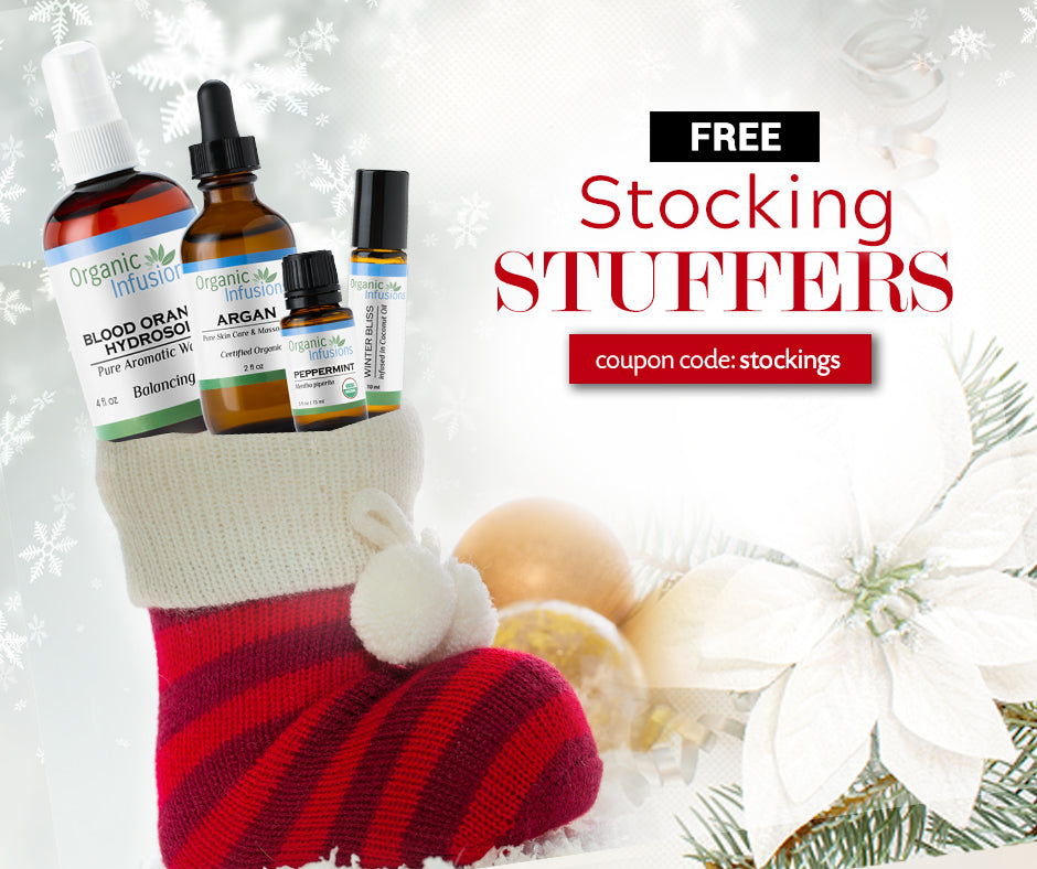 FREE Stocking Stuffers (4 Gifts)
