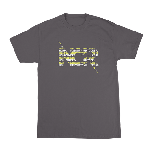 NCR Multi Logo T-Shirt