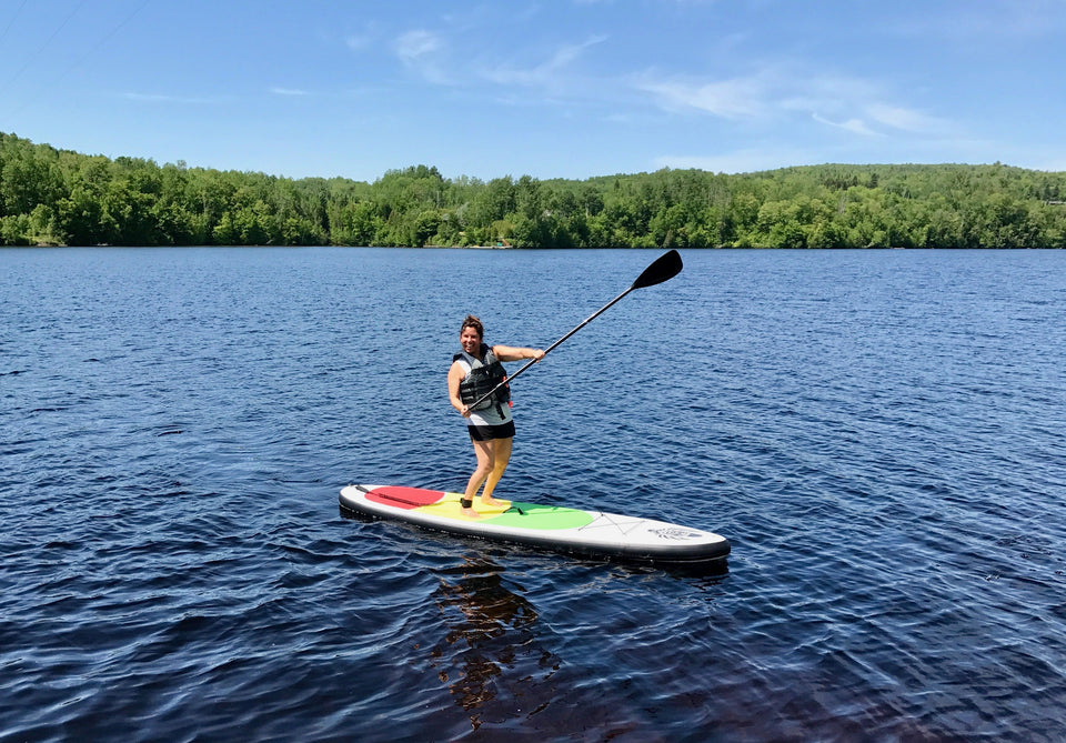 Location de Paddle board - 5 sessions de 2 heures